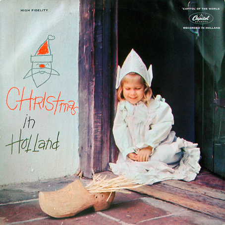 Christmas in Holland-LP (1957)